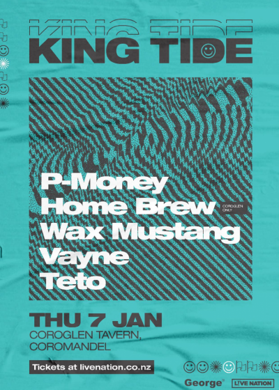 King Tide Ft. P Money, Home Brew, Wax Mustang