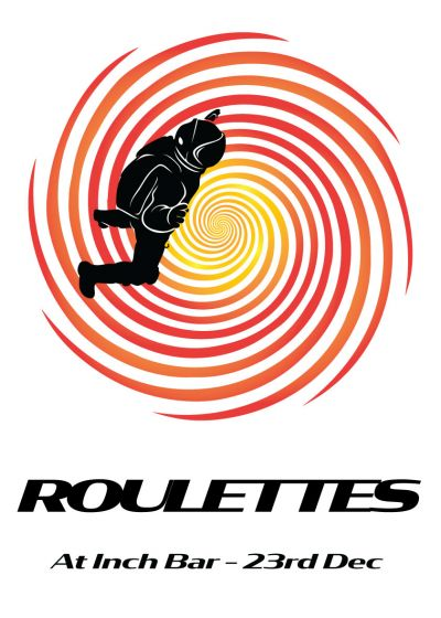 Roulettes Play Inch Bar