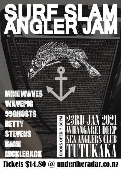 Surf Slam Angler Jam 3