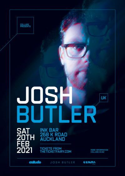 Collude Presents Josh Butler (uk)
