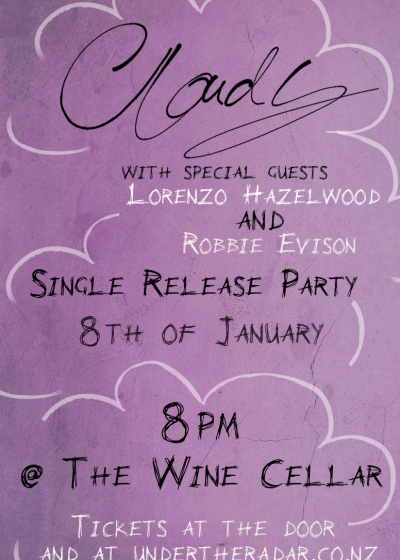 Cloudy Single Release Party