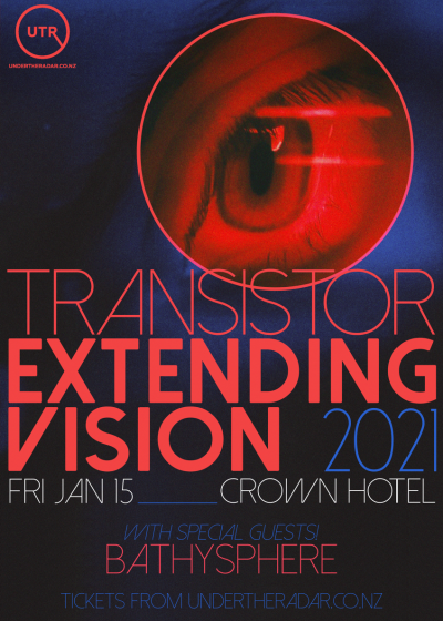 Transistor Extending Vision Tour