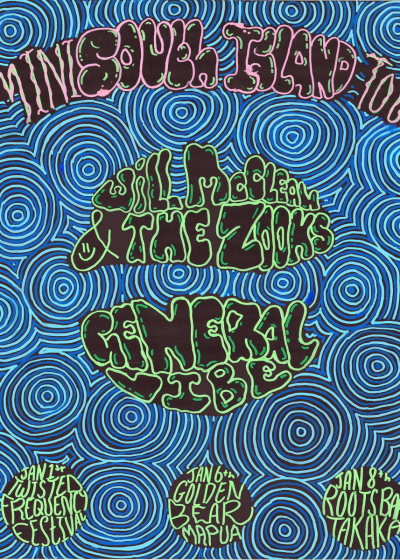 General Vibe + Will Mcclean And The Zooks - Mini Summer Tour