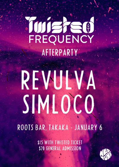 Revulva And Simloco - Twisted After Party