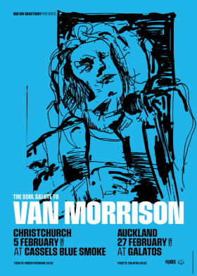 The Soul Salute To Van Morrison