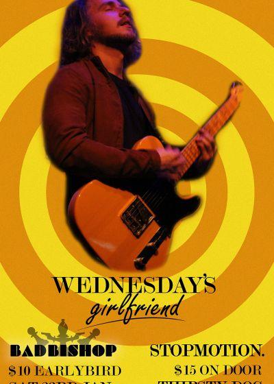 Wednesday's Girlfriend + Bad Bishop