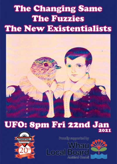 Changing Same - New Existentialists - Fuzzies