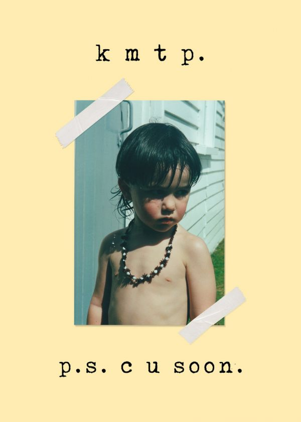 K M T  P - P.S. C U Soon EP Release