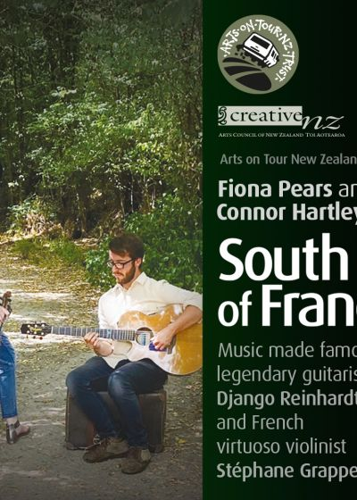 South Of France - Fioan Pears and Connor Hartley-Hall