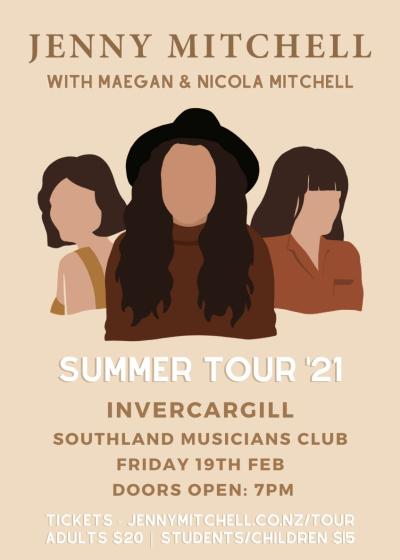 Jenny, Maegan and Nicola Mitchell