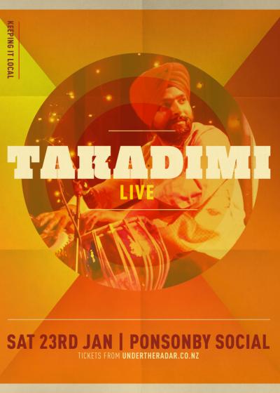 Takadimi Live
