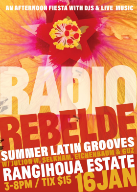 Radio Rebelde Summer Latin Grooves