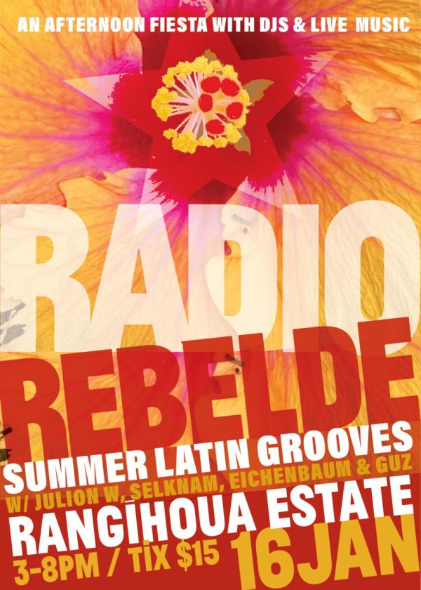 Radio Rebelde Summer Latin Grooves