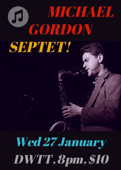 Michael Gordon Septet