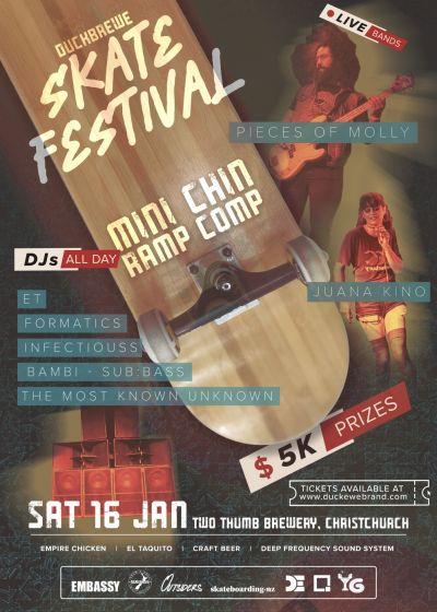 Duckbrewe Skate Festival