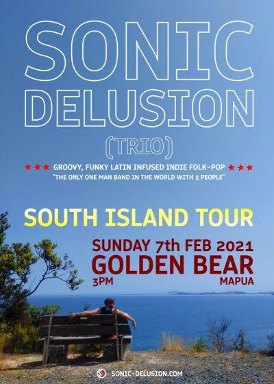 Sonic Delusion (Trio)