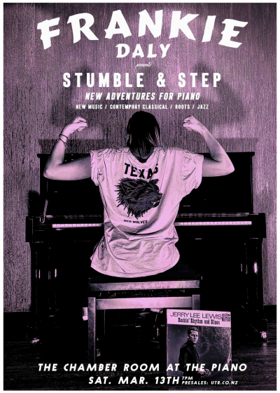 Frankie Daly: Stumble And Step
