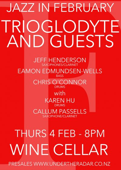 Jazz In February - Trioglodyte And Guests