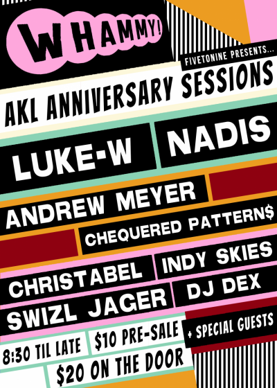 AKL Anniversary Sessions