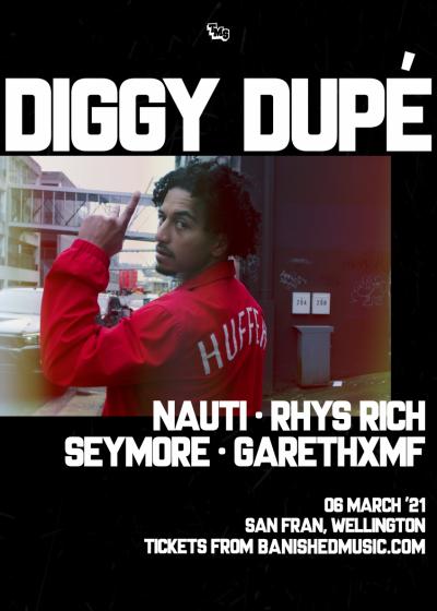 Diggy Dupe - POSTPONED