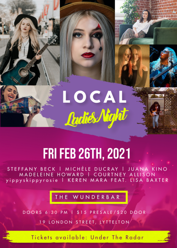 Local Ladies Night!