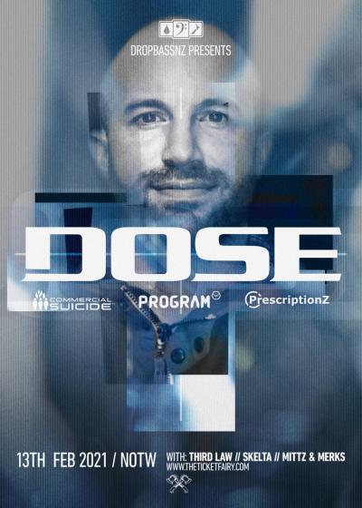 Dropbass NZ Presents Dose