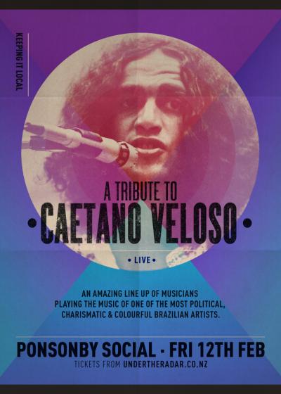 A Tribute To Caetano Veloso