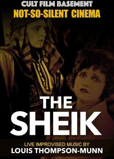 The Sheik (1921) ft. Louis Thompson-Munn