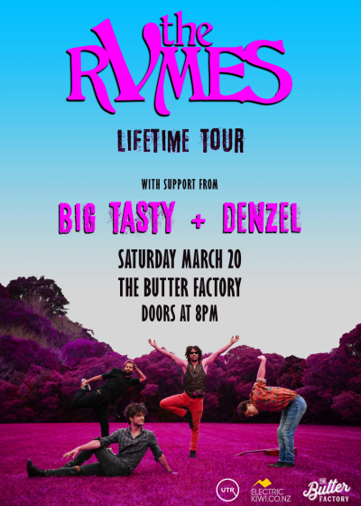 The RVMES Lifetime Album Tour w/ Denzel and Big Tasty