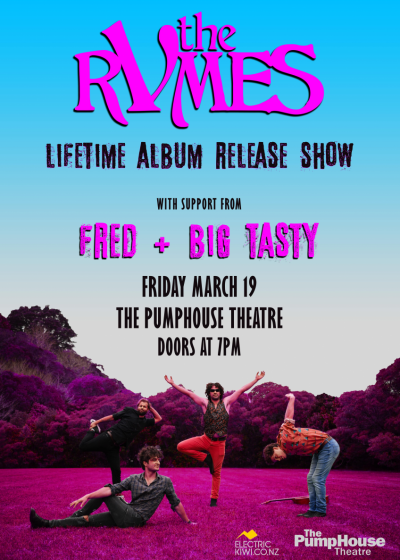 The RVMES Lifetime Release Show w/ Big Tasty and Sam Loveridge