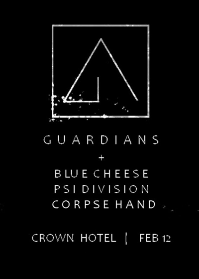 Guardians, Psi Division, Blue Cheese, Corpse Hand