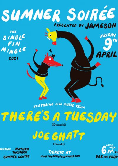 The Single Fin Mingle Sumner Soiree Presented By Jameson