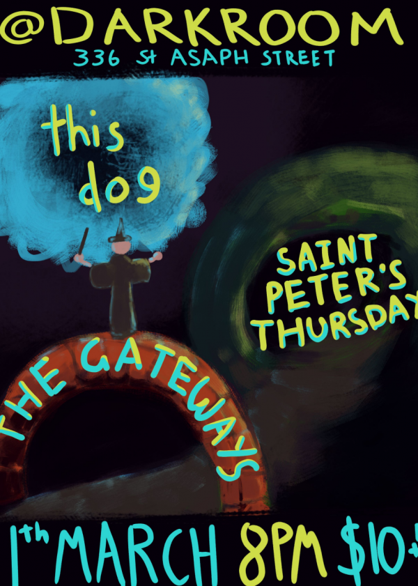 This Dog w/ Saint Peter's Thursday And TBA