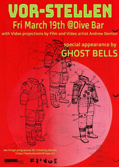 Vor-stellen w/ Ghost Bells