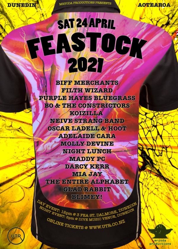 Feastock 2021