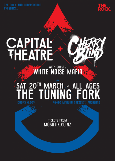Capital Theatre + Cherry Blind All Ages Takeover