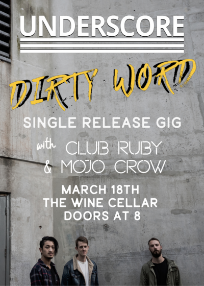 Underscore - Single Release Show W/ Mojo Crow + Club Ruby