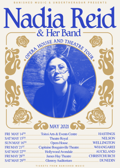 Nadia Reid And Her Band, Opera House And Theatre Tour