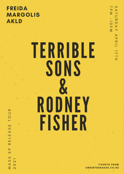 Terrible Sons & Rodney Fisher
