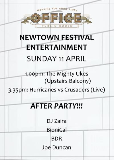 Newtown Fest