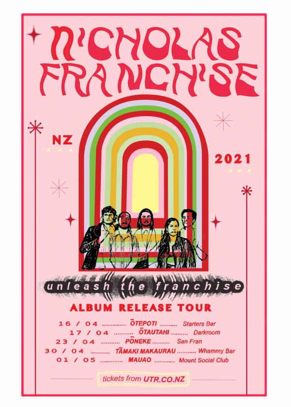 nicholas Franchise Unleash The Franchise Tour