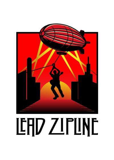 Lead Zipline Is Led Zeppelin