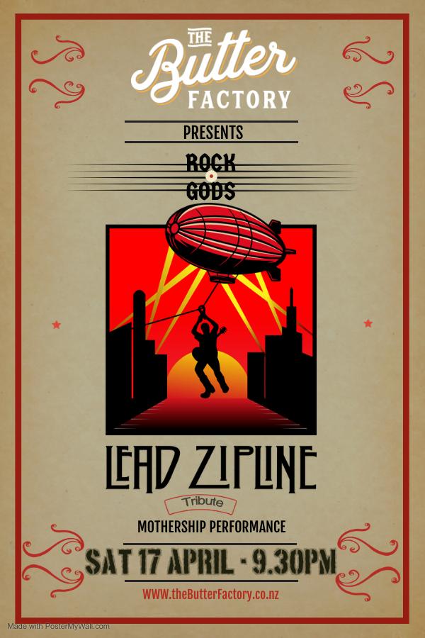 Lead Zipline