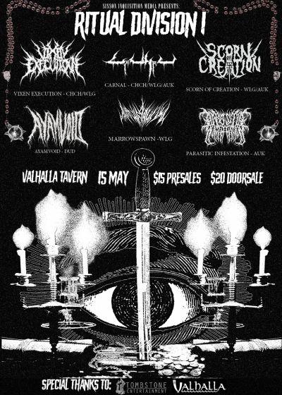 Ritual Division I