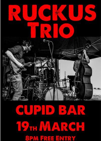 Ruckus Trio