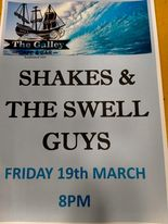 Shakes And The Swell Guys