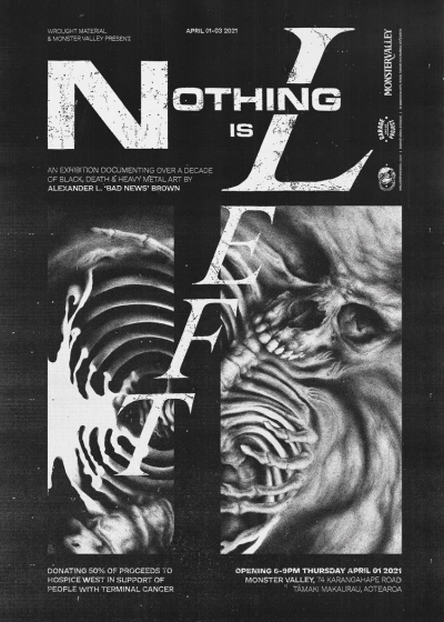 Nothing Is Left Ft. Ave Teth