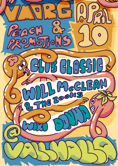 Wiri Donna / Will Mcclean And The Zooks / Club Classic