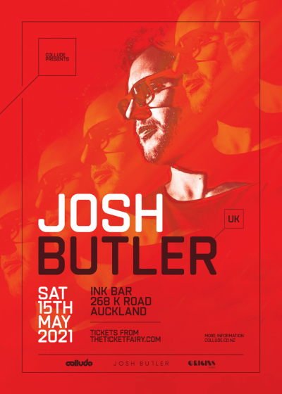 Collude Presents Josh Butler (uk)