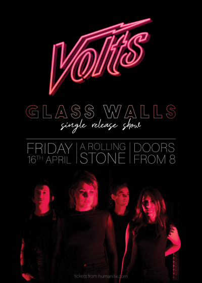 Volts - Glass Walls Release Show